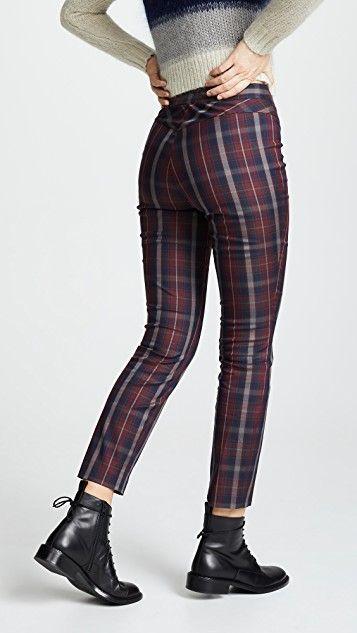 Rag Bone Simone Pants With Yoke Pants Simple Tees Fashion