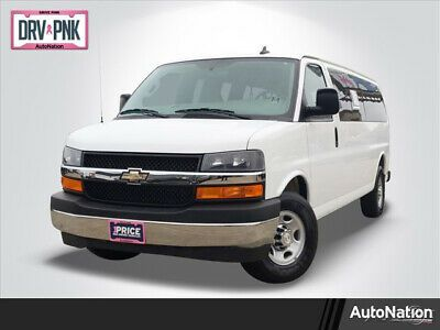 Ebay Advertisement 2017 Chevrolet Express Lt 2017 Chevrolet