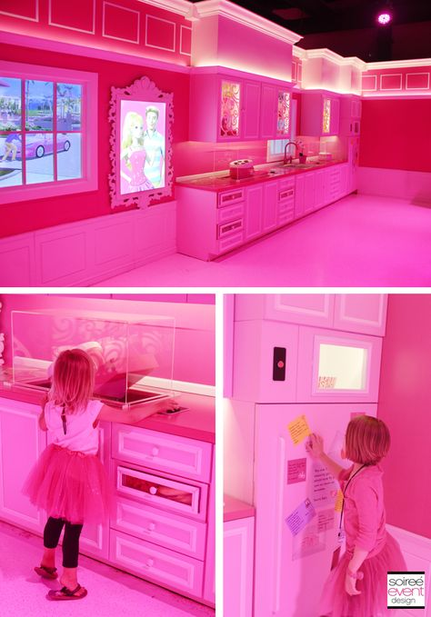 Barbie Dreamhouse Experience | Forts
