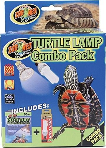 Zoo Med Turtle Lamp Combo Pack As Shown Turtle Tank Setup