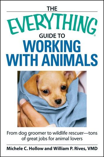 The Everything Guide To Working With Animals From Dog Groo In