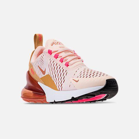 Women s Nike Air Max 270 Casual Shoes in 2018  c05ec5d43b