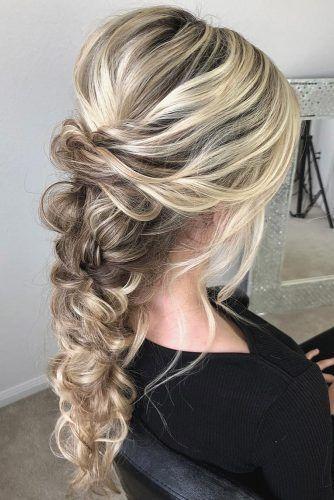 18 Elegant Hairstyles For Prom 2021 Hair Styles Wedding Hairstyles For Long Hair Hairstyle