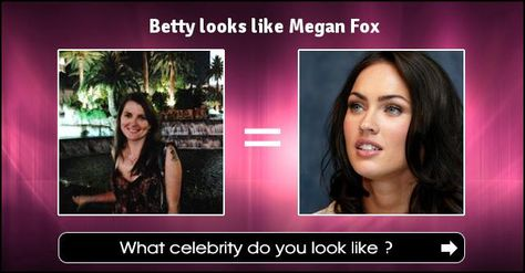 What Celebrity Do You Look Like With Images Celebrities You Look Like You Look