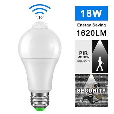 Dusk To Dawn Light Bulb Day Night Light Motion Sensor Lamp For Home Lightin Nemf In 2020 Saving Light Motion Lights Light Bulb