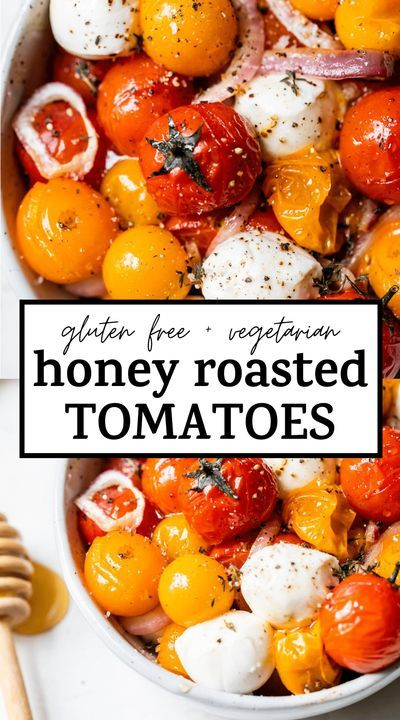 Diet Recipes, Vegetarian Recipes, Cooking Recipes, Healthy Recipes, Recipies, Side Dish Recipes, Vegetable Recipes, Pasta Sin Gluten, Roasted Tomatoes