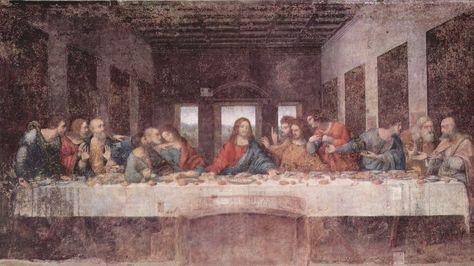 L Ultima Cena Da Vinci With Images Renaissance Art Last