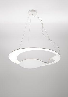 Suspension Glu / Ø 70 cm Blanc - Fabbian