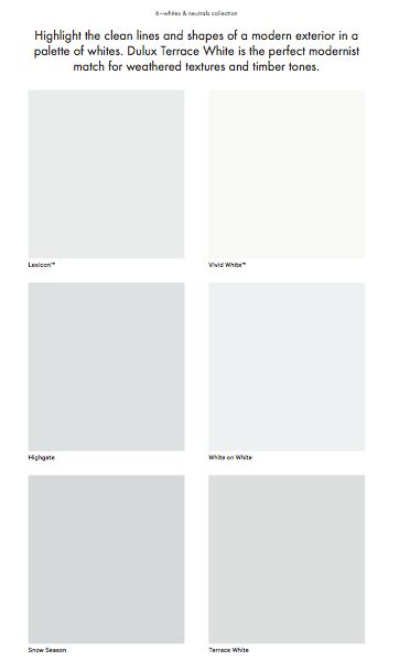 Dulux Top 10 Paint Colours Pinterest Colors And House