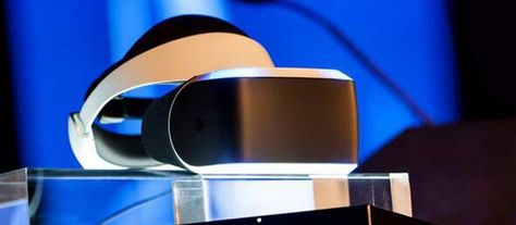 """Sony's project Morpheus - wordlessTech - Sony's project Morpheus (for """"the Greek god of dreams"""") a virtual reality headset for PlayStation 4, looks fantastic."""