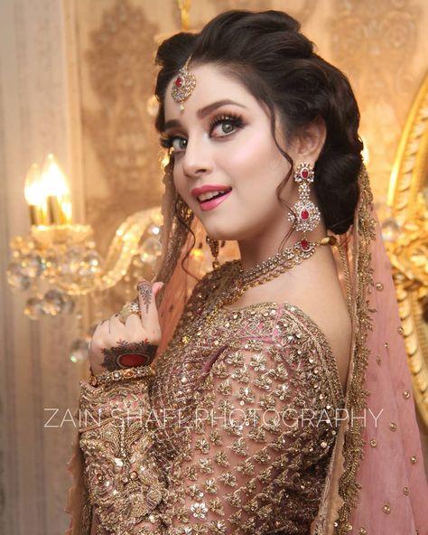 Wedding Indian Makeup Pakistani Dresses For 2019