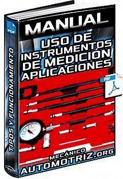 Descargar Manual Completo De Uso De Instrumentos De Medicion
