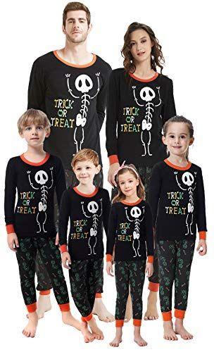 HALLOWEEN FAMILY PUMPKIN PYJAMAS PJ/'S KIDS BABY BOYS GIRLS MUMS DADS SLEEPWEAR