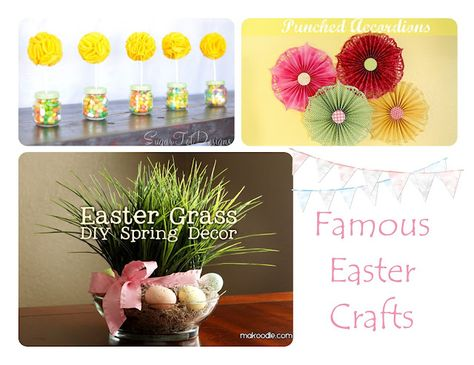 Easter Ideas  www.made-famous-by.com
