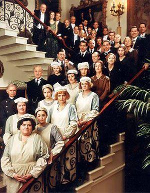 5 Reasons to Watch Gosford Park | Willow and Thatch Period