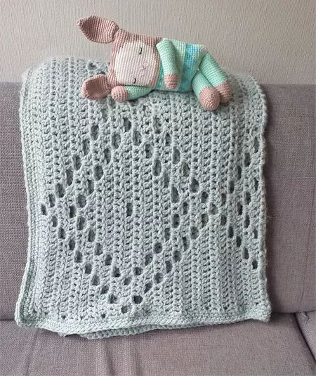 List Of Pinterest Babydeken Haken Patroon Blankets Pictures