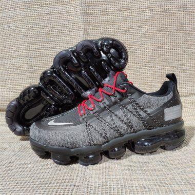 9aa9de61277ed Nike Air Vapormax Flyknit 2019 White Grey Men s Women s Running Shoes  AJ6900-100 in 2019