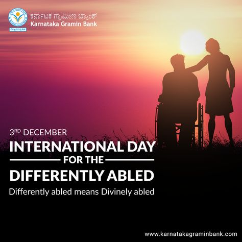International Day For the Differently Abled