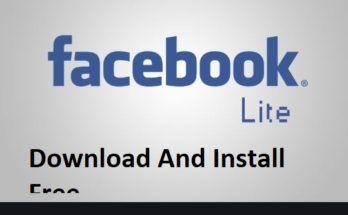 Install Facebook Lite On Android Messenger Lite On Android Free Download In 2020 Install Facebook Mobile Data Plans Mobile Data