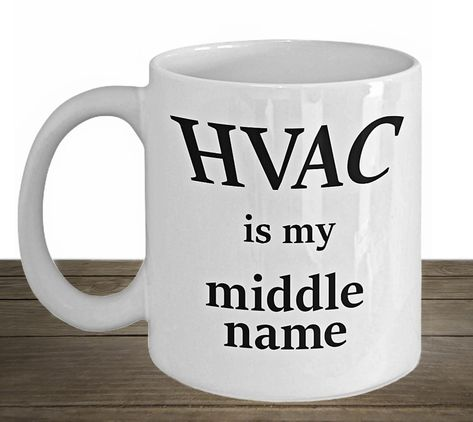 Hvac Technician Gift Gift For Hvac Engineer Hvac Coffee Mug Funny Hvac Mug Engineer Gift Hvac Technician Hvac Hvac Engineer