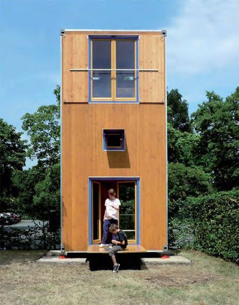 Container House Container house design, Facade house and Terrace ideas - combien coute une maison en autoconstruction