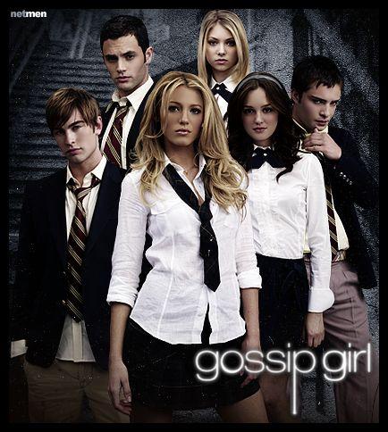 gossip girl. xoxo