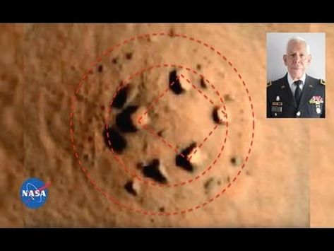 United States Major General Blows the Whistle    There are buildings and...