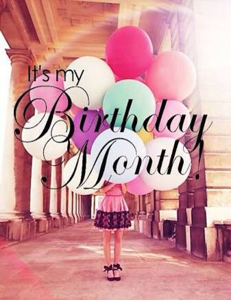 It S My Birthday Month Iphone Wallpaper Birthday Month Quotes Birthday Girl Quotes Birthday Quotes For Me