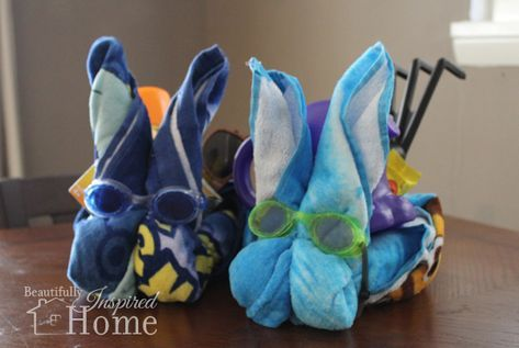 Towel Easter Bunny Basket Towel Easter Baskets Beach Towel