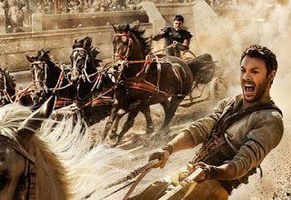 """""""O Grito do Bicho"""": Diretor do filme Ben-Hur filmou as cenas de corrid..."""
