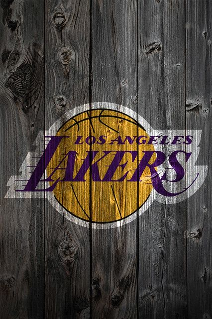 Los Angeles Lakers Wood Iphone 4 Background Lakers Wallpaper Los Angeles Lakers Basketball Wallpaper
