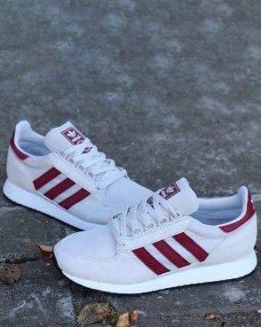 Adidas Forest Grove Trainers Chalk