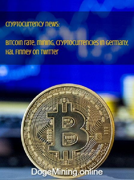 Cryptocurrency News Bitcoin Rate Mining Cryptocurrencies In Germany Hal Finney On Twitter In 2020 Cryptocurrency News Cryptocurrency Bitcoin