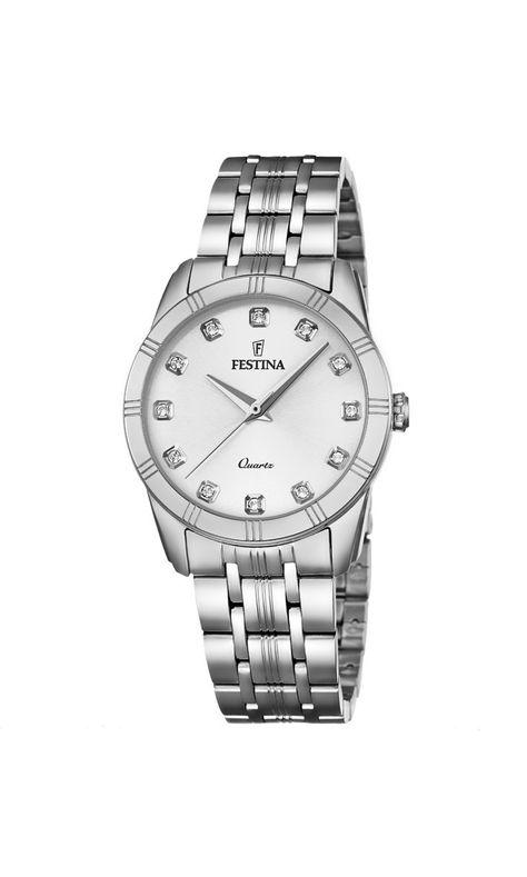 Festina Boyfriend Silver 32 mm Women's Watches F16940/1 – COCOMI Australia