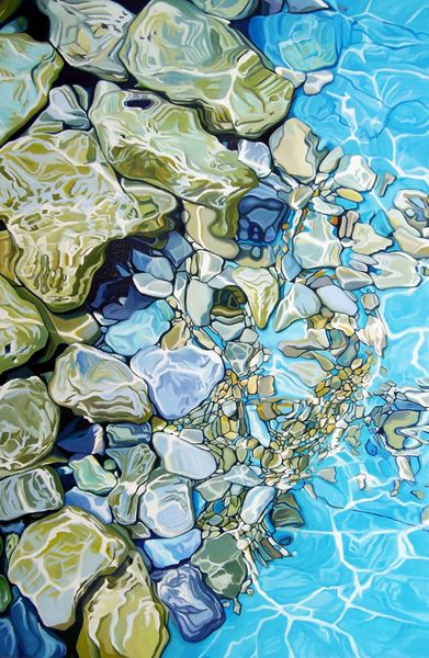 Whippoorwill bay reflections / Margareth Vanderpas