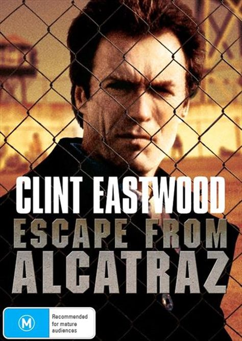 Escape From Alcatraz In 2020 Clint Eastwood Classic Movies