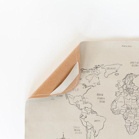 World Map Midi +