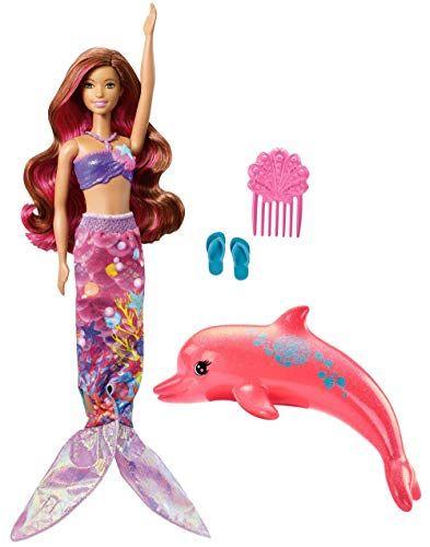 Barbie Dolphin Magic Transforming Mermaid Doll Barbie Https Www Amazon Com Dp B01n5hmsch Ref Cm Sw R Pi Dp U Barbie Mermaid Doll Mermaid Barbie Mermaid Dolls