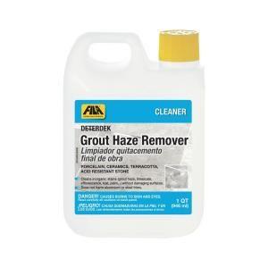 Fila Deterdek 1 Qt Hard Surface Floor Cleaner 44010112ame Grout