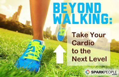 When Walking Isn't Enough