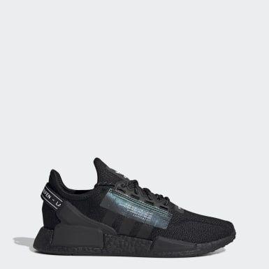 Adidas Nmd R1 V2 Shoes Black Adidas Us In 2020 Black