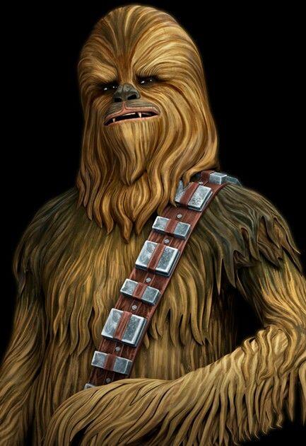 CHEWBACCA   Star wars geek, Star wars rebels, Chewbacca