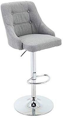 Stupendous Brage Living Adjustable Height Tufted Upholstered Round Back Cjindustries Chair Design For Home Cjindustriesco