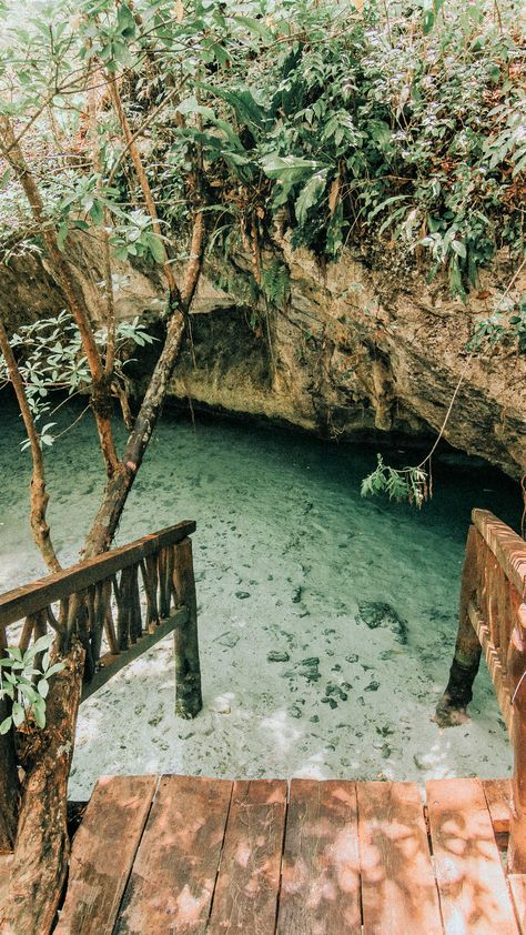 Grand Cenote In Tulum, Mexico Tulum Mexico, Cenote Mexico, Dream Vacations, Vacation Spots, Cozumel, Mexico Travel, Spain Travel, India Travel, Beautiful Places To Travel