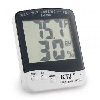 [� 5.35] Termometro Igrometro Digitale Umidit� Temperatura Interno