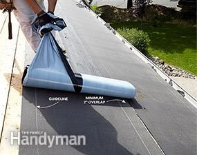 How To Roof A House Roofing Roof Insulation Home Repairs
