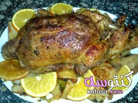 تتبيله البط الروستو طريقة عمل البط المتبل طريقة عمل البط المشوى فى الفرن احلى طريقة لعمل البط Kntosa Com 02 20 158 In 2021 Food Turkey Meat