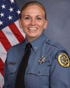 Deputy Sheriff Theresa Sue King Sheriff Deputy Police Memorial Fallen Officer