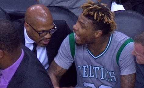Marcus Smart feels disrespected that he is not considered elite