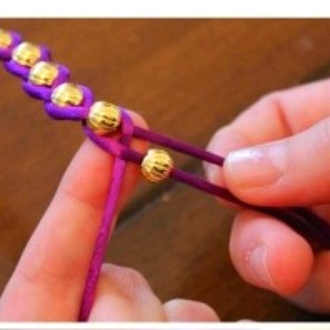 Satin cord - braided wrap bracelet